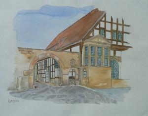 3. März Heimatmuseum Bückeburg